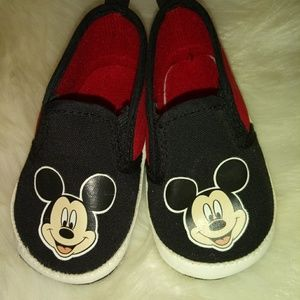💥BUNDLE ONLY! Mickey Mouse Baby Shoes